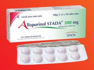Hình ảnh Allopurinol Stada dành cho người bệnh Gout