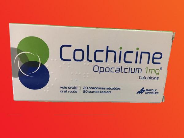 Thuốc Colchicine dành cho người bệnh gout