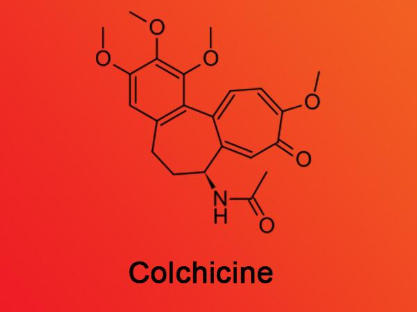 Công thức cấu tạo của Colchicine