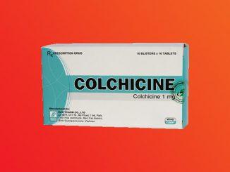 Thuốc điều trị bệnh gout Colchicine