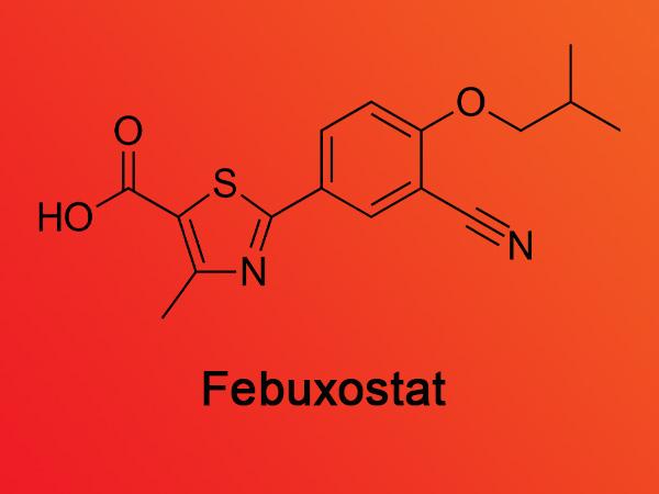 Công thức Febuxostat