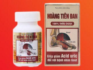 Viên uống Hoàng Tiên Đan